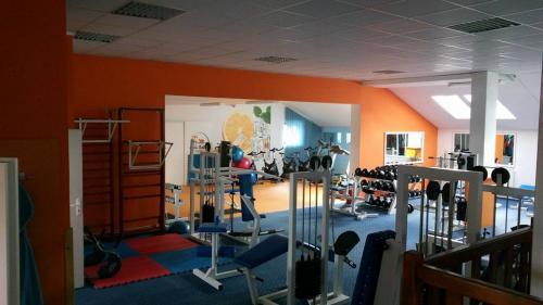 Fitness centrum Oáza