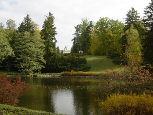 Park Dačice